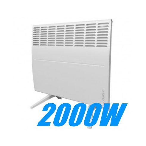 ATLANTIC F119D 2000W PLUG elektromos konvektor