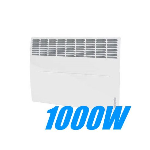 ATLANTIC F129D 1000W PLUG elektromos konvektor