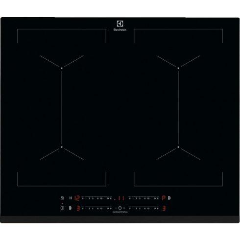 Electrolux EIV644 Beépíthető indukciós főzőlap, Bridge funkció, 60 cm