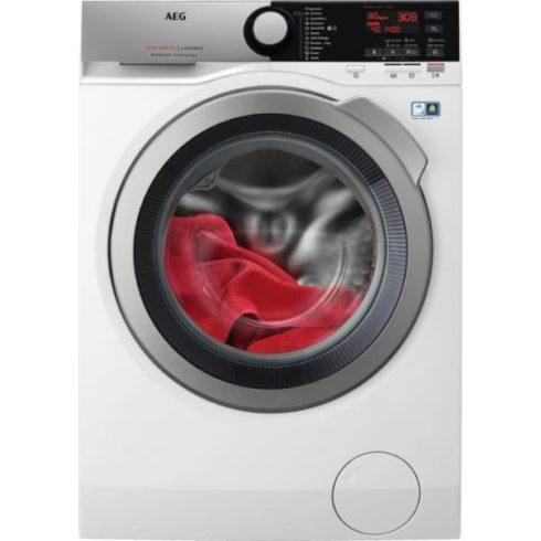 AEG L7FEE48S Elöltöltős mosógép, 8 kg, 1400 f/p., ökoinverter motor, gőzfunkció, LCD kijelző, A+++
