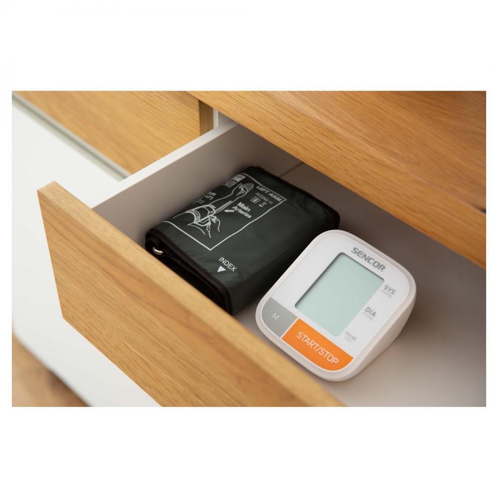 SENCOR SBP 6800WH Vérnyomásmérő - Webműszaki webáruház