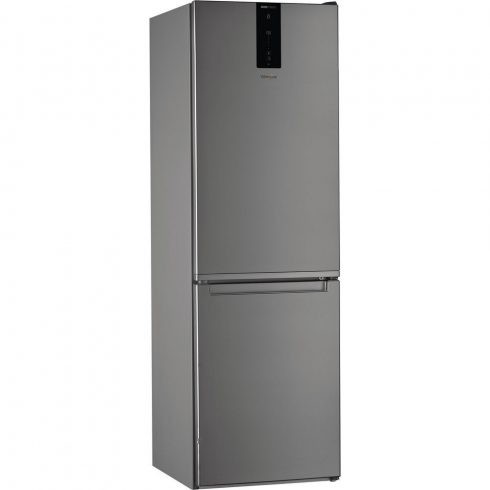 WHIRLPOOL W7 821O OX H alulfagyasztós hűtőszekrény, inox, A++ (W7 821O OX H)