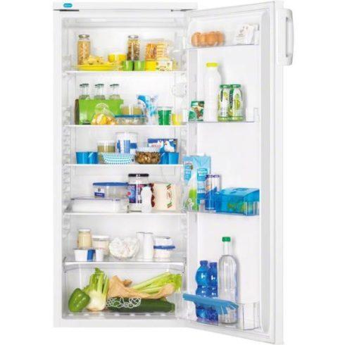ZANUSSI ZRA25600WA Egyajtós Hűtőszekrény